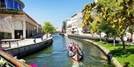 146€ -- Aveiro: escapada para dos a la Venecia Portuguesa