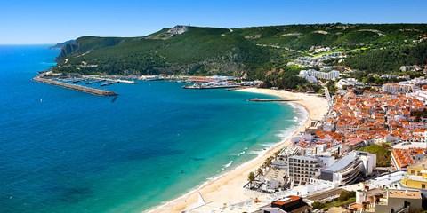 86€ -- Portugal : Détente balnéaire à Sesimbra, -48%