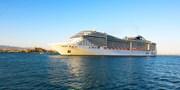 ab 699 € -- Mittelmeer: 11 Tage Frühlingskreuzfahrt, -100 €