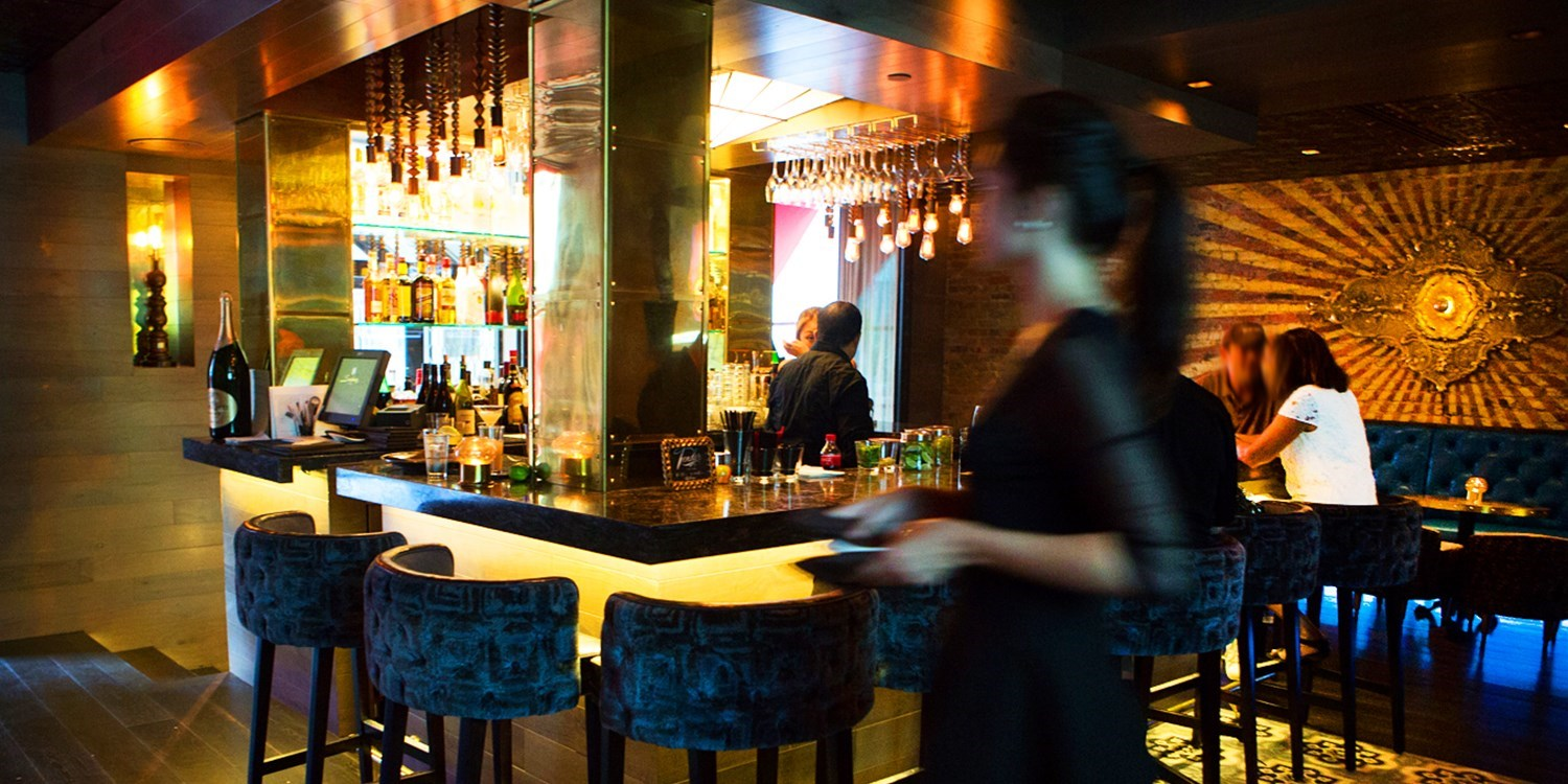 $65 -- Zagat-Rated Tender Bar & Grill: $100 to Spend