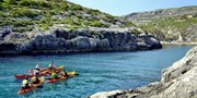 €55pp (£47.25) -- Gozo: Full-Day Kayak Tour inc Picnic Lunch