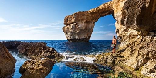 ab 54 € -- Die besten Angebote für das Inselparadies Gozo