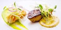 ¥498 -- 全新创作料理!连卡佛 G九 光影艺术餐厅 冬季温补双人美味 午晚通用