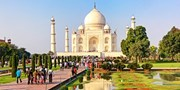 $3019 -- India & Nepal Adventure inc Flights, $950 Off