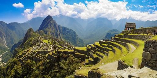 $2799 & up -- 9-Night Peru Adventure inc Machu Picchu & Flts