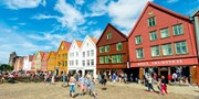 $1639pp -- 6-Night Norway Holiday inc Fjord Cruise, $400 Off