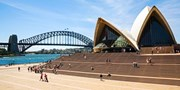 £2295pp -- All-Inc 25-Nt Australia, New Zealand & Far East