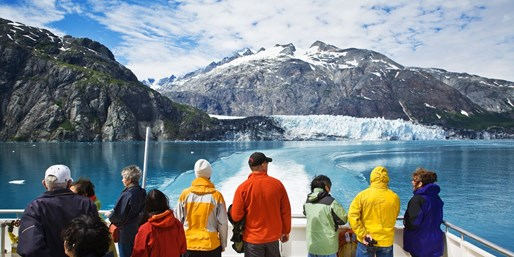 £1399pp -- All-Inc Alaska Fly/Cruise w/Vancouver Stay & Tour