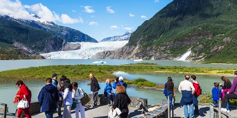 £1399pp -- All-Inc Alaska Fly/Cruise w/2 Hotel Stays & Tour
