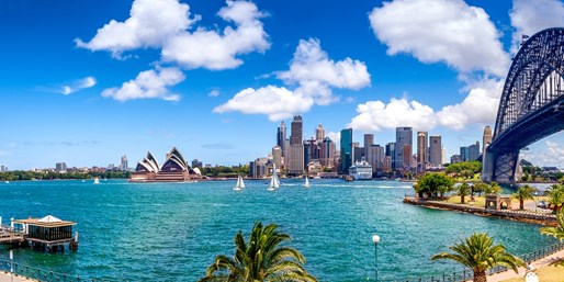 £1999pp -- All-Inc 18-Nt Australia & Asia Cruise w/2 Stays