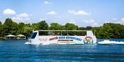 $28 -- Austin: Land & Water Bus Tour for 2, Save 50%