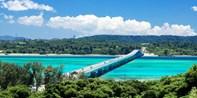 ¥235 -- 美丽岛人气巴士一日游 美丽海水族馆+古宇利大桥+琉球村 那霸出发