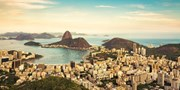 £899pp -- 19-Nt Italy-to-Brazil Cruise w/Rio Stay & Flights