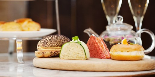 £25 -- Park Lane: Afternoon Tea & Queen's Favourite Cocktail
