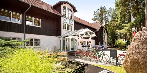69 € -- Gemütliche Tage im Spreewald mit Menü & Therme