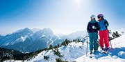 ab 235 € -- Tiroler Zugspitze: 4 Tage Skispaß im Apartment