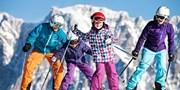 ab 390 € -- 5 Skitage in Tirol mit Skipass & Menüs
