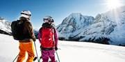 ab 699 € -- 1 Woche Skiurlaub mit Menüs & Skipass in Tirol