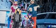 ab 654 € -- Skiurlaub am Fuße der Zugspitze mit Skipass & HP