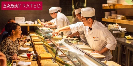$129 -- Nobu: 'Phenomenal' 7-Course Dinner for 2