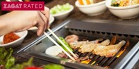 $30 -- Bann: Zagat-Praised Korean BBQ for 2, Save 50%