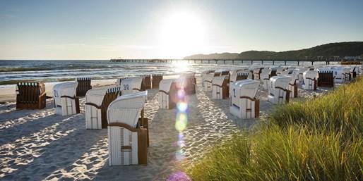 49 € -- Rügen: Kurzurlaub im top-bewerteten Apartment, -60%