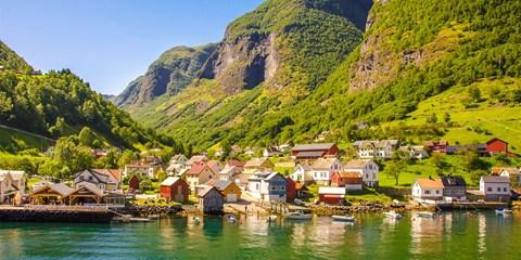 960€ -- Circuit Norvège en pension complète, valeur 1379€
