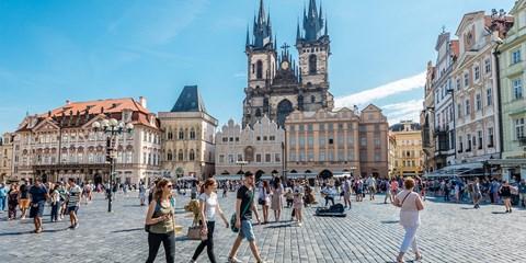 956€ -- Circuit Allemagne & République Tchèque, vols inclus