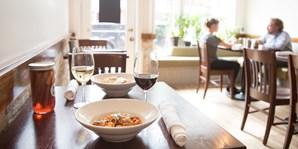$49 -- Award-Winning Italian Dinner for 2 at Sugo, Reg. $82