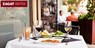$55 -- Cucina Alessa: 'Excellent' Dinner for 2 w/Wine