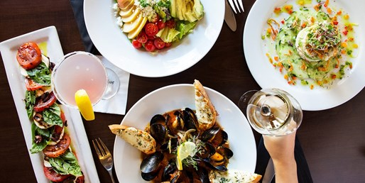 Walnut Creek: 40% Off Dinner for 2 Downtown at 1515