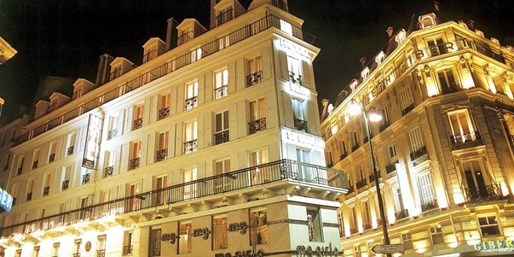 149 € -- Paris: 4*-Hotel nahe Notre-Dame & Champagner, -45%