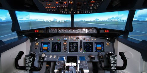 £99 -- Boeing 737 Flight Simulator Experience, Was £130