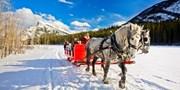 $45 -- Banff: Horse-Drawn Sleigh Ride for 2, Reg. $75