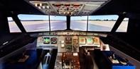 59 € -- Erlebnis als Pilot im Flugsimulator in Basel, -54%