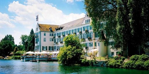159 € -- 5*-Steigenberger direkt am Bodensee & Menü, -50%