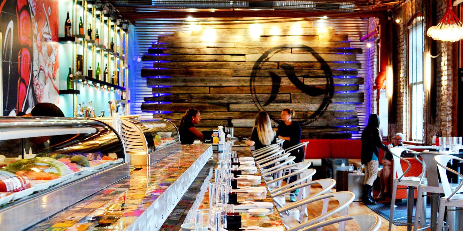 $25 -- Member-Fave Uptown Sushi Spot: 50% Off Food & Drinks