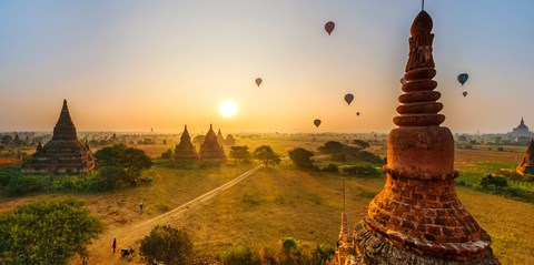 $425 -- Our Cheapest Ever Guided Myanmar Tour, Save 54%