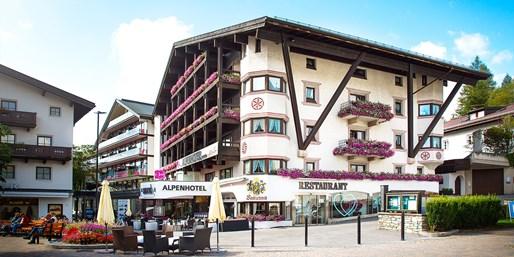 169 € -- Seefeld: Romantische Suite mit Halbpension, -30%