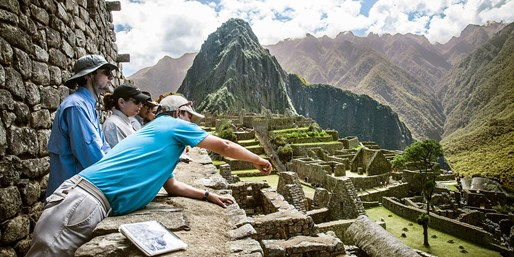$2600 -- 7-Nt. Luxe Peru and Machu Picchu Tour