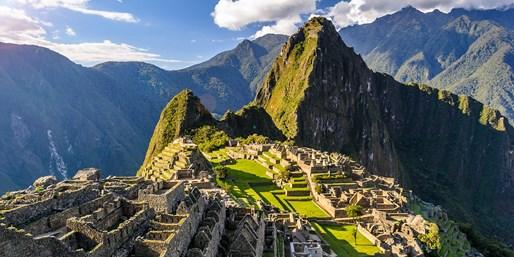$1299 -- Peru Escorted Machu Picchu Adventure: 6 Nts. + Air