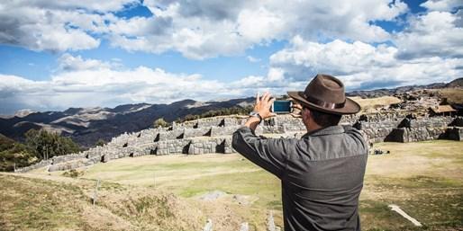 US$2970 -- 10-Nt. Machu Picchu and Galapagos Adventure