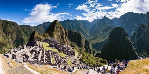$2448 -- 7-Nt Luxe Peru & Machu Picchu Tour