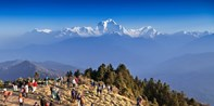 $739 -- Nepal: 12-Day Annapurna Trek inc Jungle Safari