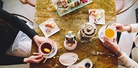 Battery Wharf Hotel: Waterfront Afternoon Tea for 2, 30% Off
