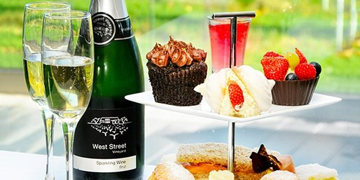 £39 -- Afternoon Tea & Wine Tasting for 2 at Essex Vineyard