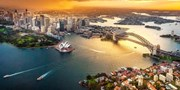 £2699pp -- 38-Nt All-Inc Sydney to Hong Kong Cruise & Stays