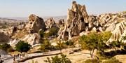 £435pp -- Turkey 5-Star Tour w/Istanbul & Cappadocia