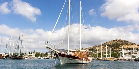 £205pp -- Turkey: 7-Nt Bodrum Gulet Cruise w/All Meals