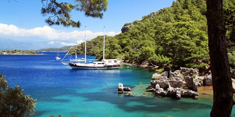 £182pp & up -- Turkey: Marmaris-to-Fethiye Gulet Cruise